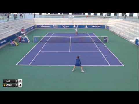 Alex Eala (PHI) v Carole Monnet (FRA) I ITF W15 Manacor 2021 Quarterfinals