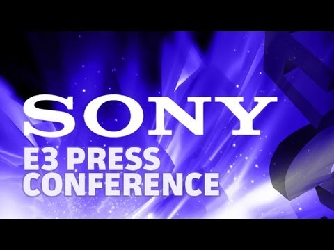 E3 2012 - Join us Live for the Sony Press Conference from E3 2012! Don't have time for the whole conference? Watch our breakdown & mash-up! GameSpot US Breakdown - htt...