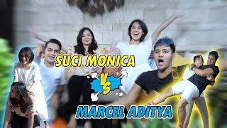 Video Suci Monica VS Marcel Aditya Main Tebak Kata !! Cinta Sucinya AishTV MP3, 3GP, MP4, WEBM, AVI, FLV September 2019