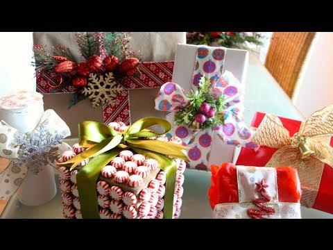 Envoltura de regalo original videos videos for Envolturas para regalos