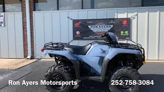 7. 2019 Honda FourTrax Foreman 4x4 ES EPS
