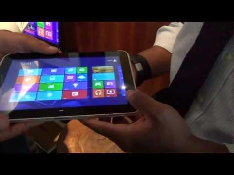 HP ElitePad 900 Tablet Hands-on