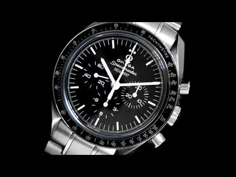 Men's Stainless Steel Omega 'Speedmaster Moonwatch 1026/1957' Manual Winding Chronometer, Limited Edition