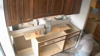 Kitchen Reface Demonstration