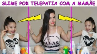Video SLIME POR TELEPATIA COM A MAMÃE MP3, 3GP, MP4, WEBM, AVI, FLV Mei 2019
