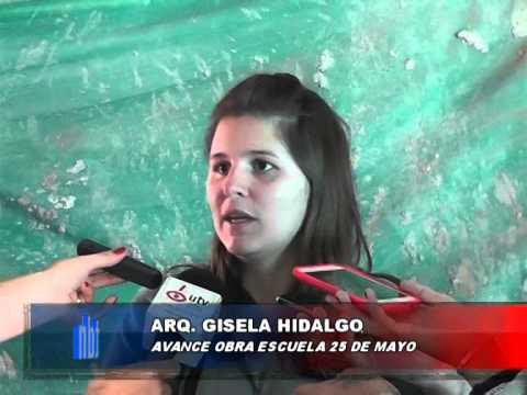 ESC. 25 DE MAYO – Hidalgo