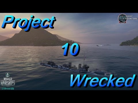 Project Wrecked: Episode 10
