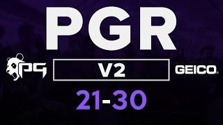 Panda Global Rankings v2: 30-21 top Smash 4 players in the world.
