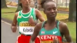 2009 World Half Marathon Championships Highlights