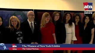 The Women of New York Exhibit