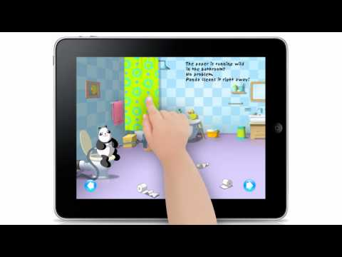Video of Story Book Panda Panda Lite