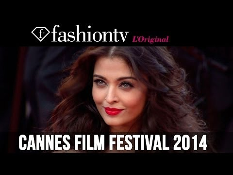 Cannes - http://www.FashionTV.com/videos CANNES - FashionTV is at the premiere of Deux Jours, Une Nuit at the Cannes Film Festival 2014 to bring you the hottest celeb...