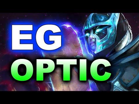 EG vs OPTIC - HYPE MATCH! - NA THE INTERNATIONAL 2018 DOTA 2