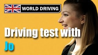 Irvine United Kingdom  city images : UK driving test (Jo's test) - Driving test tips. Learning to drive