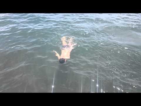 Douglas mergulho perfeito em Miguelopolis