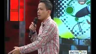 Stand Of Comedy Metro TV Edisi Rabu 24 April 2013 Part 3