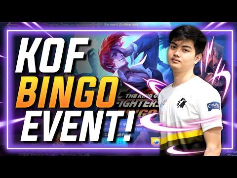 KOF BINGO EVENT: Ang pagtutuos ni Iori at Wise