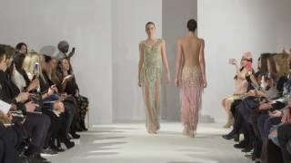 Celia Kritharioti SS17 Paris Fashion Week Show