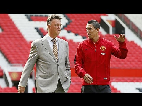 angel - Manchester United manager Louis van Gaal has warned not to expect instant miracles from the team's new signing Angel di Maria. The Argentine international joined United this week in a record...