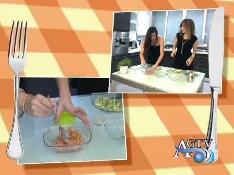 Cucina tu 27 puntata ospite Valentina Cerchia