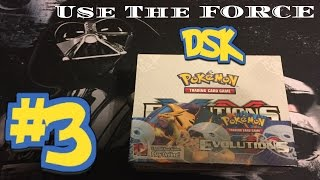 Pokemon Evolutions Booster Box Opening part 3 by Demon SnowKing