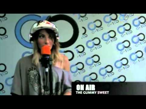 The Gummy Sweet On Air #10 on C-100 webtv…