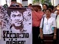 Demonstrators vent anger over journalist's killing