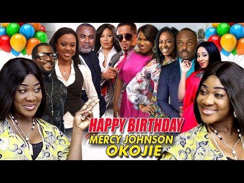 Happy Birthday Mercy Johnson Okojie - 2019 Nollywood Stars