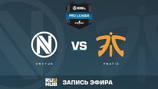 fnatic vs. Team EnVyUs - ESL Pro League S5 - de_train [CrystalMay, sleepsomewhile]