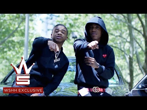 """Leeky Bandz & 22Gz """"Never Ran"""" (WSHH Exclusive - Official Music Video)"""
