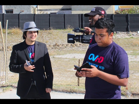 Openview HD, Deen TV And Faizal Sayed Visit Rocklands Primary School In Cape Town