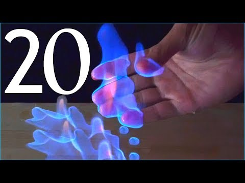 20 Amazing Science Experiments And Optical Illusions! Compilation 2017