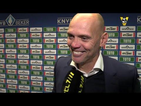 Streppel wil tegen Amsterdamse ploeg thuis