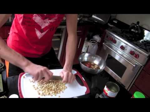 Cooking Kung Pao Chicken In Mandarin