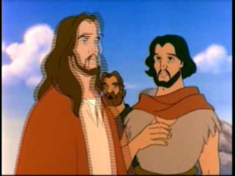 Animated Bible Story of John the Baptist On DVD