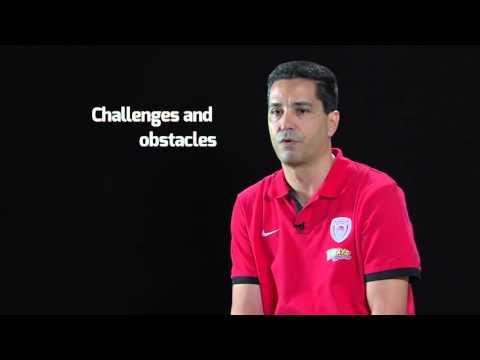 Pre-season Interview: Coach Giannis Sfairopoulos, Olympiacos Piraeus