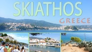 Skiathos Island Greece  city pictures gallery : Skiathos Greece (Overview video of the island)