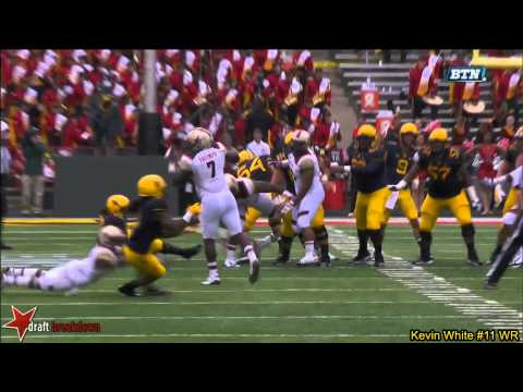 Kevin White vs Maryland 2014 video.