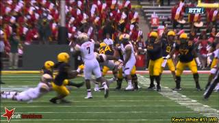 Kevin White vs Maryland (2014)