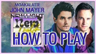Video How To Play - John Mayer 'New Light' -  Free TAB (all guitars) MP3, 3GP, MP4, WEBM, AVI, FLV Mei 2018