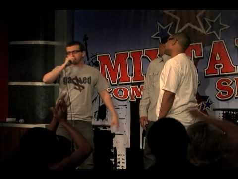 Mixtape Comedy Show - Soul Khan vs. Kash Man