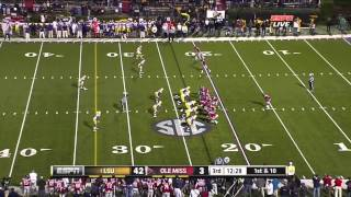 Bobby Massie vs LSU 2011