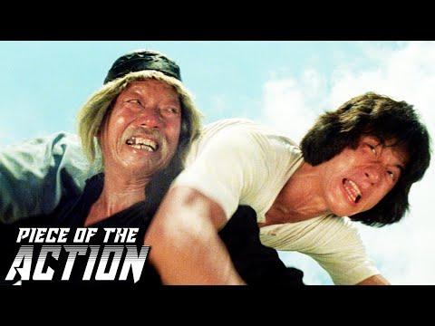 The Drunken Master Gives A Brutal First Lesson   Drunken Master   Piece Of The Action