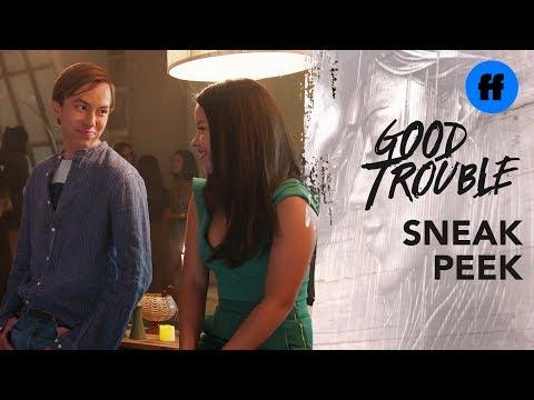 Good Trouble Season 1, Episode 2 | Sneak Peek: Adams Foster Reunion | Freeform