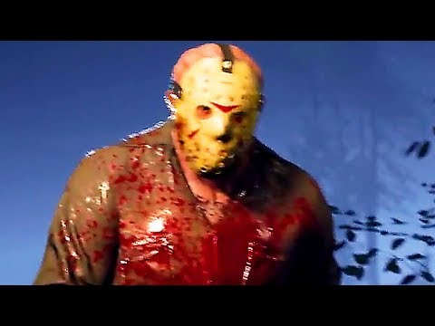 FRIDAY THE 13th The Game Console Trailer (2017) PS4 / Xbox One
