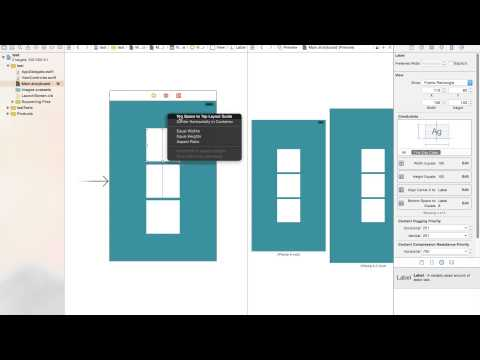 Auto Layout - How Priority Constraints Work…