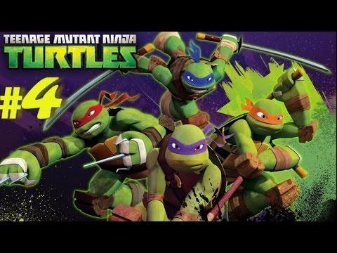 nickelodeon teenage mutant ninja turtles wii review