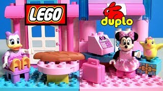 Video Disney Minnie Mouse Bow-Tique 10844 with Daisy Duck NEW 2017 Building Toys for Girls MP3, 3GP, MP4, WEBM, AVI, FLV Juni 2017