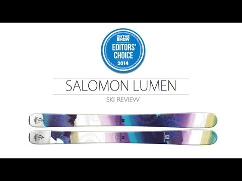 2014 Salomon Lumen Ski Review - Women's All Mountain Editors' Choice