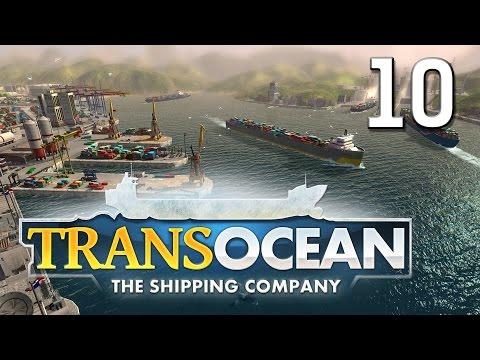 Company - In TransOcean ist auch Planung der Routen rund um die Welt wichtig... TransOcean The Shipping Company ist ein Wirtschafts Simulator rund um Schiffe, Handel und Fracht. ▻Jetzt vorbestellen,...